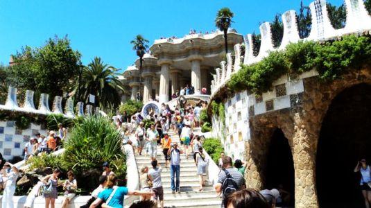Park Güell - Bilety i wycieczki online - Barcelona