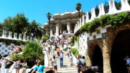 Park Guell (i muzeum Gaudí)
