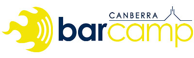BarCamp Canberra logo