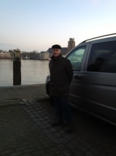 Gerrit Grinwis van Barca Service BV