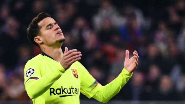 Coutinho was yet another failed signing under bartomeu