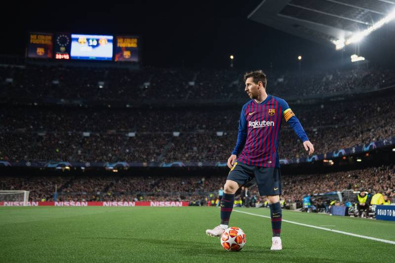 Messi's best individual performances of all time