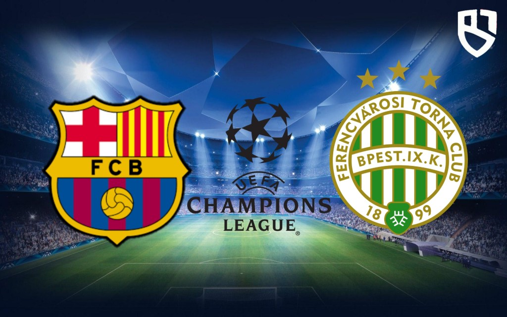 Match Preview Fc Barcelona Vs Ferencvaros Champions League Groupstage 2020 21 Barcatimes