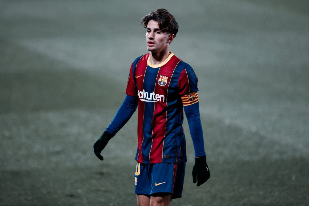 Alex Collado and the long-overdue promotion to the Barcelona first team |  Barca Universal