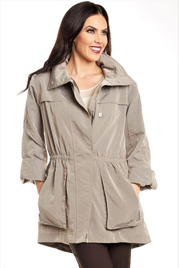 Water Resistant Outerwear