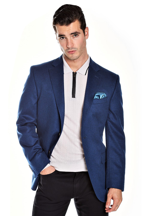 Men's Pure Cashmere Blazer