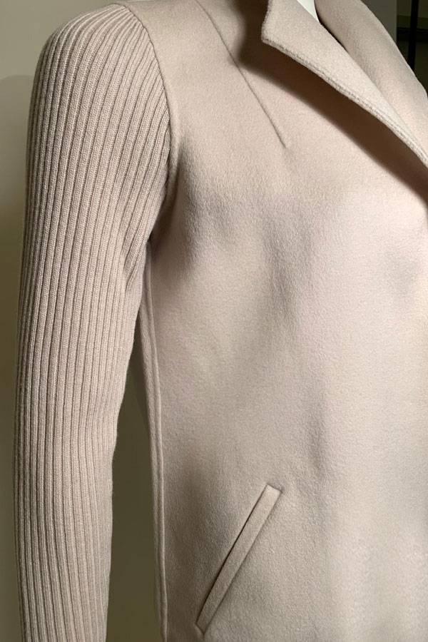 Cashmere/Wool Luxury Coat