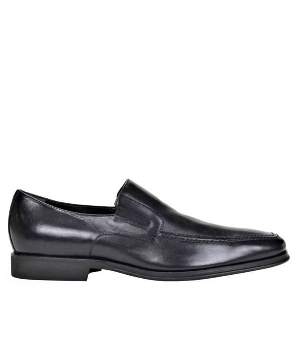 Bruno Magli Classic Slip-on Shoe, Rubber Outsole
