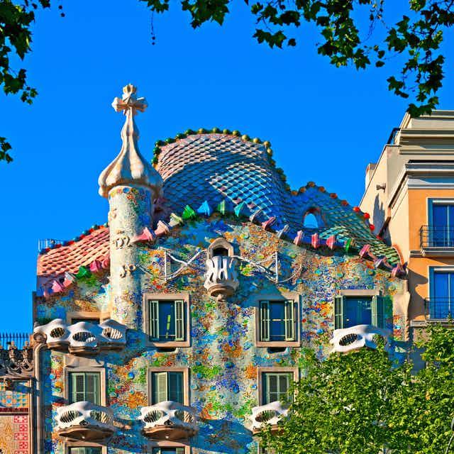 Modernistic masterpiece Casa Batll  BarcelonaHome