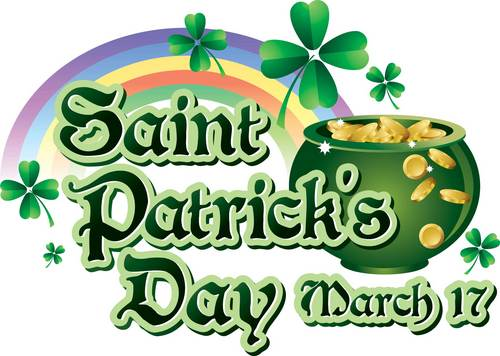 Image result for what is st patrick's day