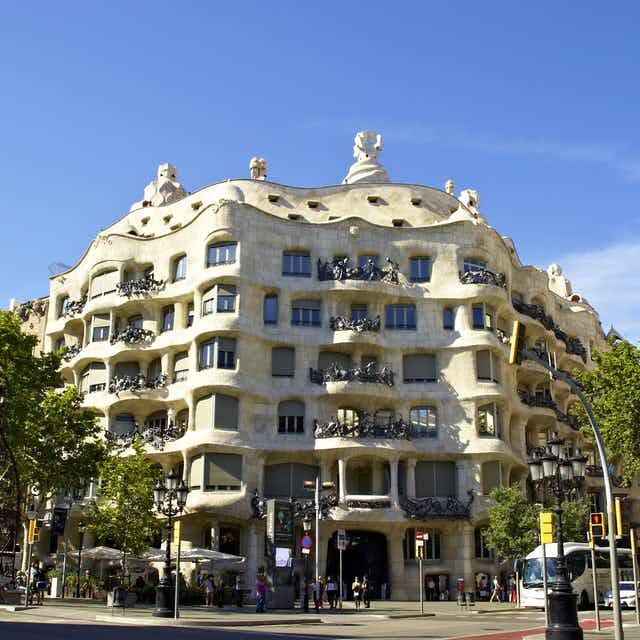La Pedrera Barcelona  BarcelonaHome Blog