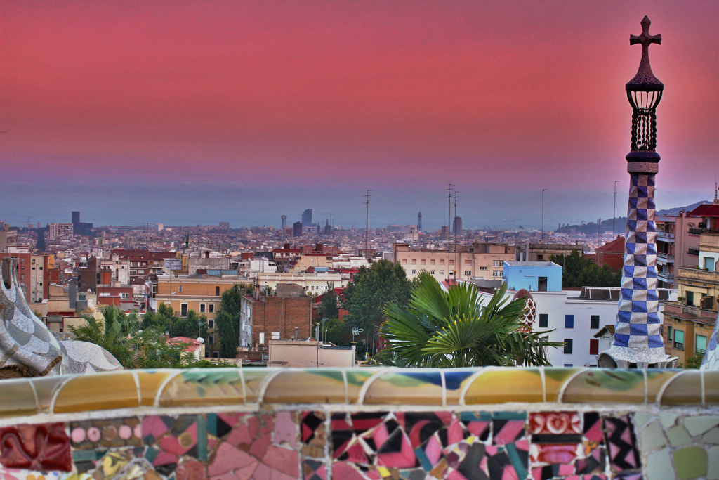 El Parc Gell  BarcelonaHome Blog