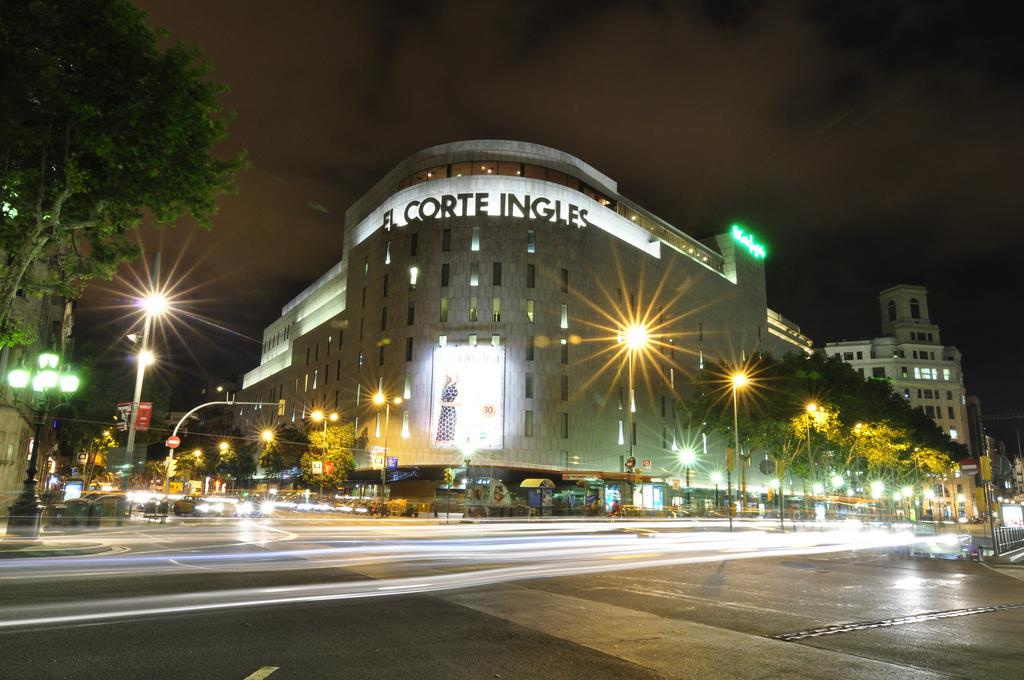 El Corte Ingles  BarcelonaHome