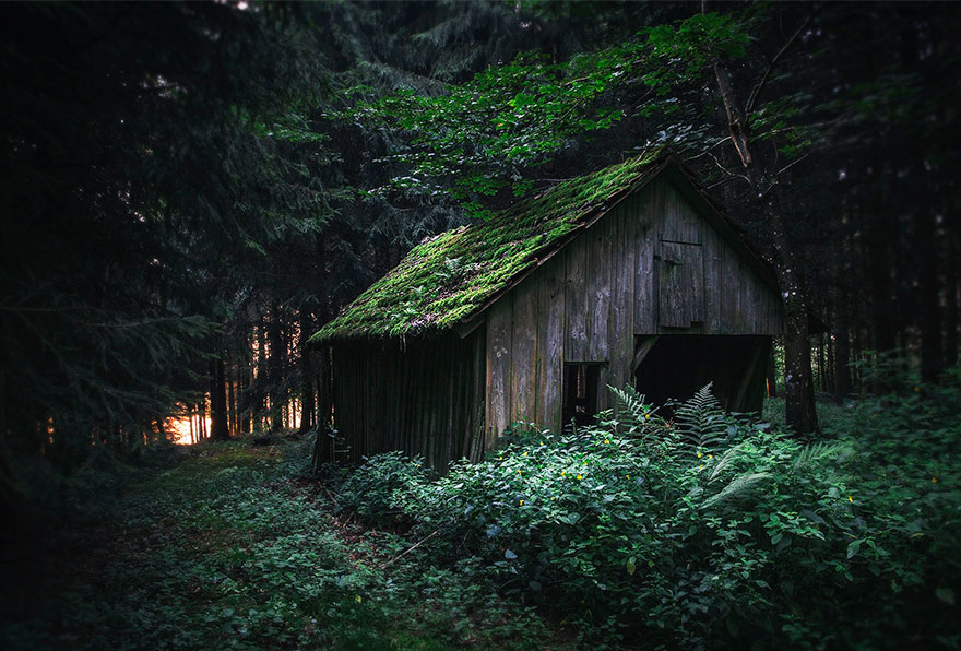 26 Houses That Are Isolated From Society And Other Human