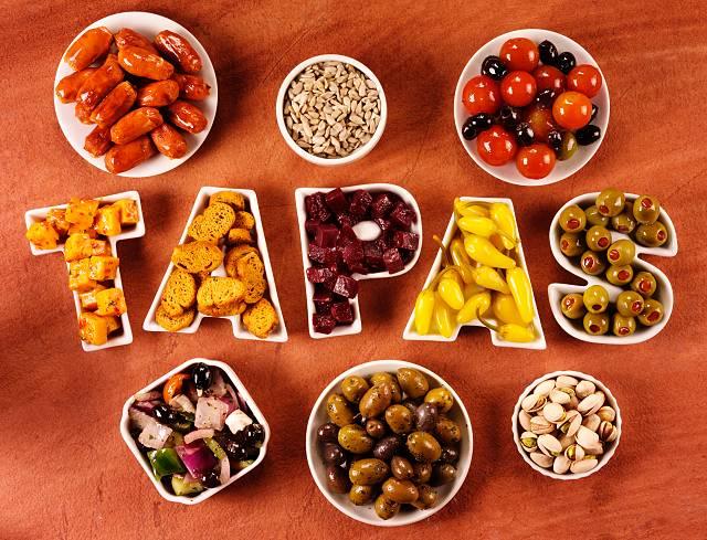 Tapas Tapas Restaurant Barcelona