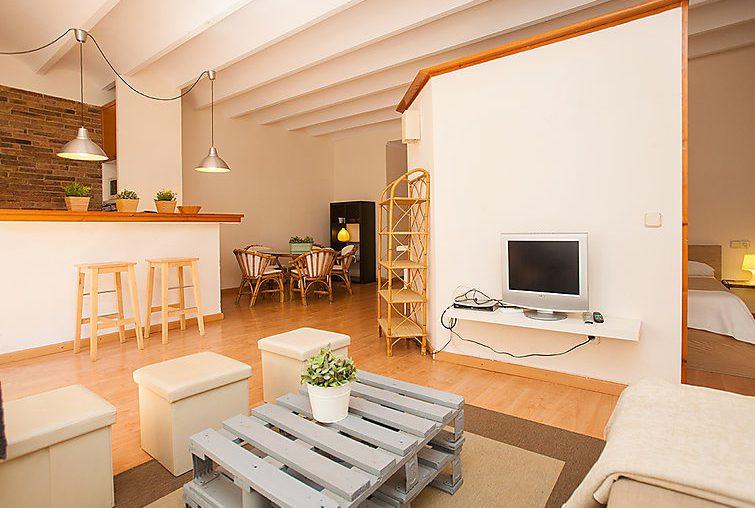 Apartamento de 1 recamara en renta Barcelona  Barcelona