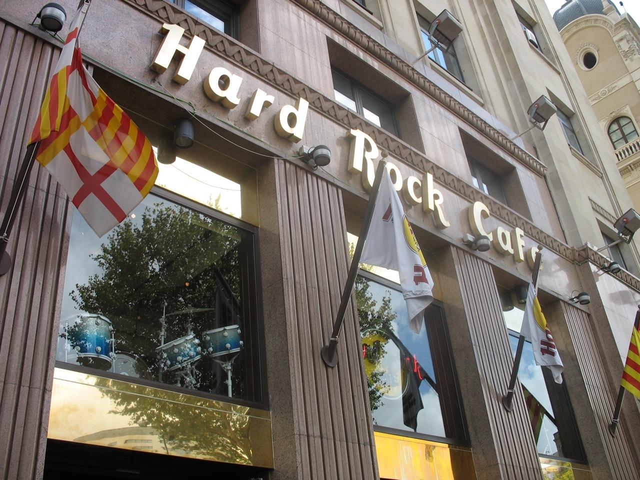 Restaurants Hard Rock Cafe