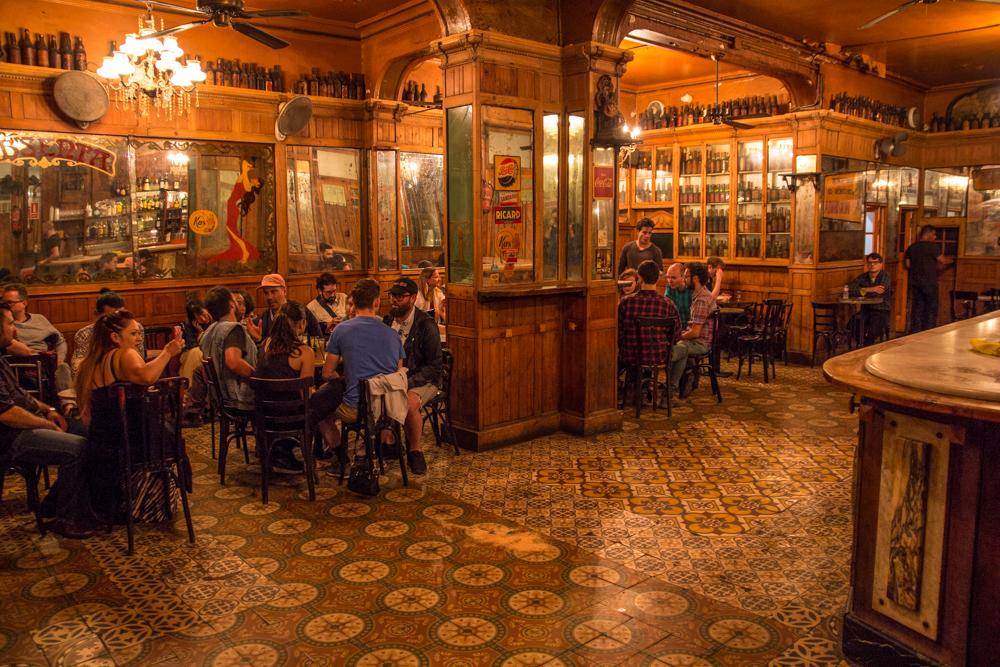 Marsella best bar in Barcelona  Directory Barcelonahome