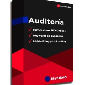 Packaging de la auditoría SEO Standard