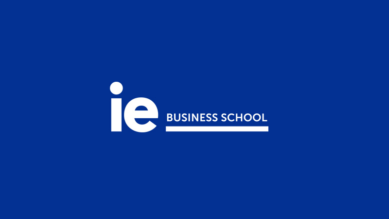 Logotipo de Ie Business School