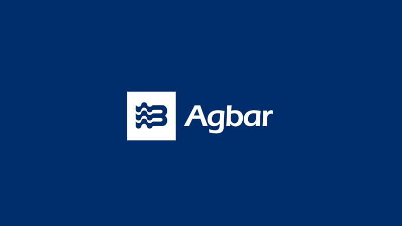 Logotipo de Agbar