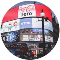 Imagen de marketing físico publicidad off-line en Barcelona