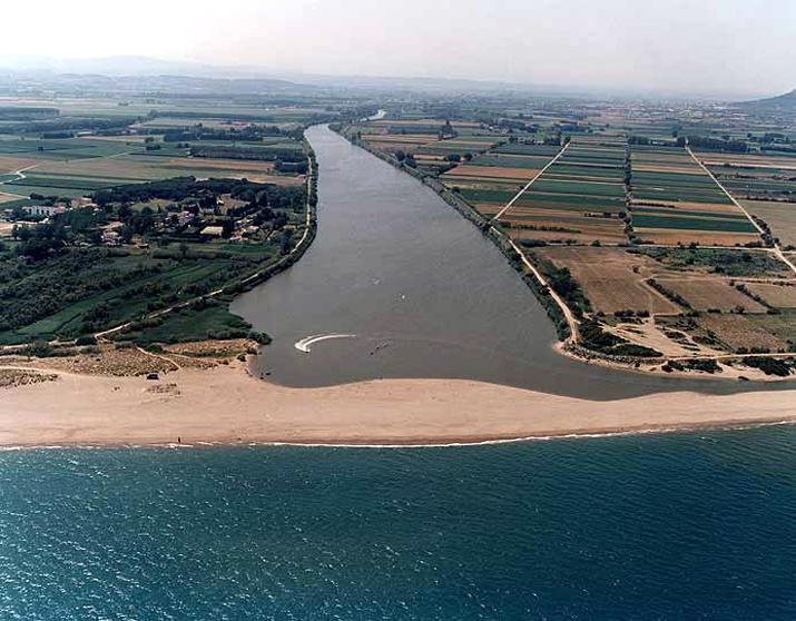 playa Mas Pinell in Torroella de Montgri