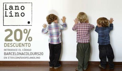 Lanolino descuento Barcelona Colours