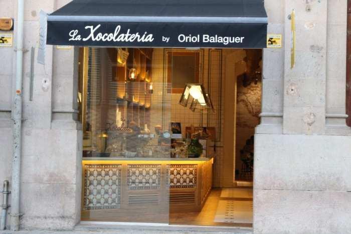 Chocolate con churros Oriol Balaguer