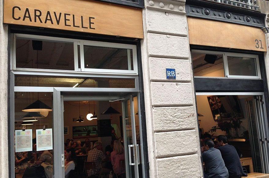 Caravelle kitchen Barcelona