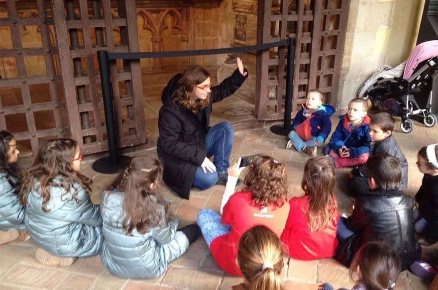 visitar Monasterio de Pedralbes Barcelona
