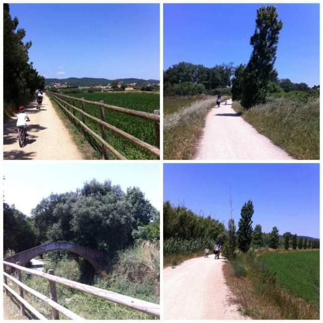 Via Verde Palafrugell Palamos