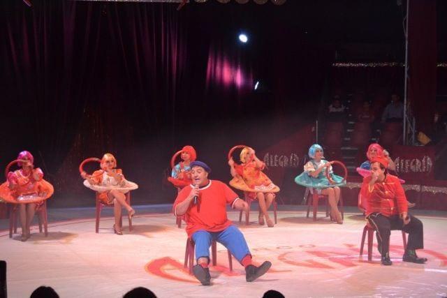 Circo Alegría ¡Había una vez!