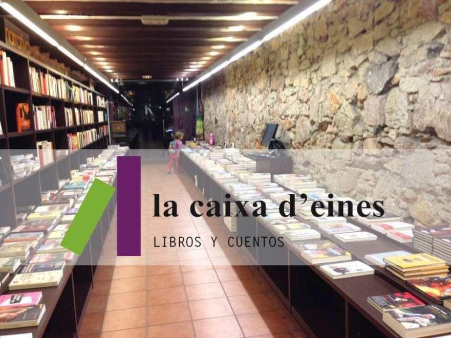 Libreria infantil la caixa d'eines Barcelona