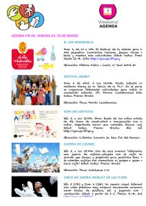 Agenda planes para hacer con niños en Barcelona