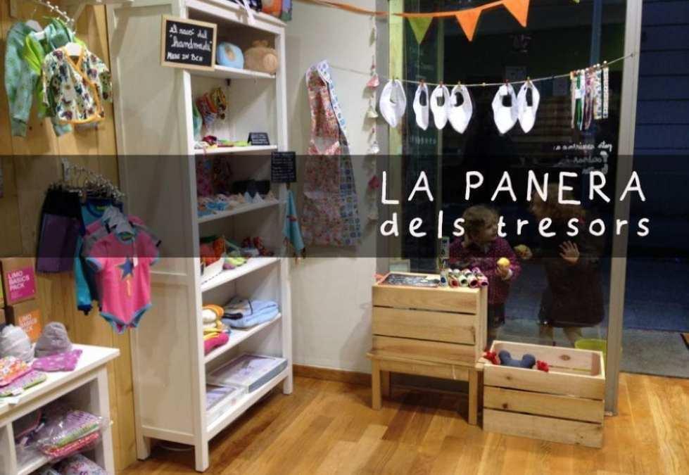 Tienda de ropa infantil La panera dels Tresors