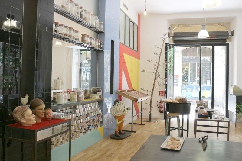 Çukor, una tienda de caramelos artesanales