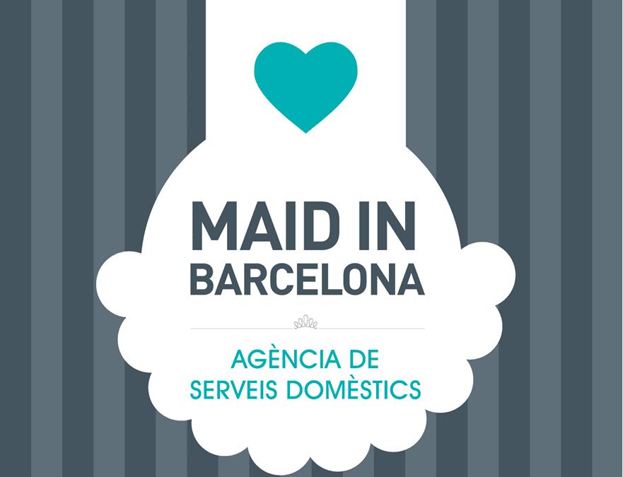 Maid in Barcelona, tu agencia de servicios domésticos