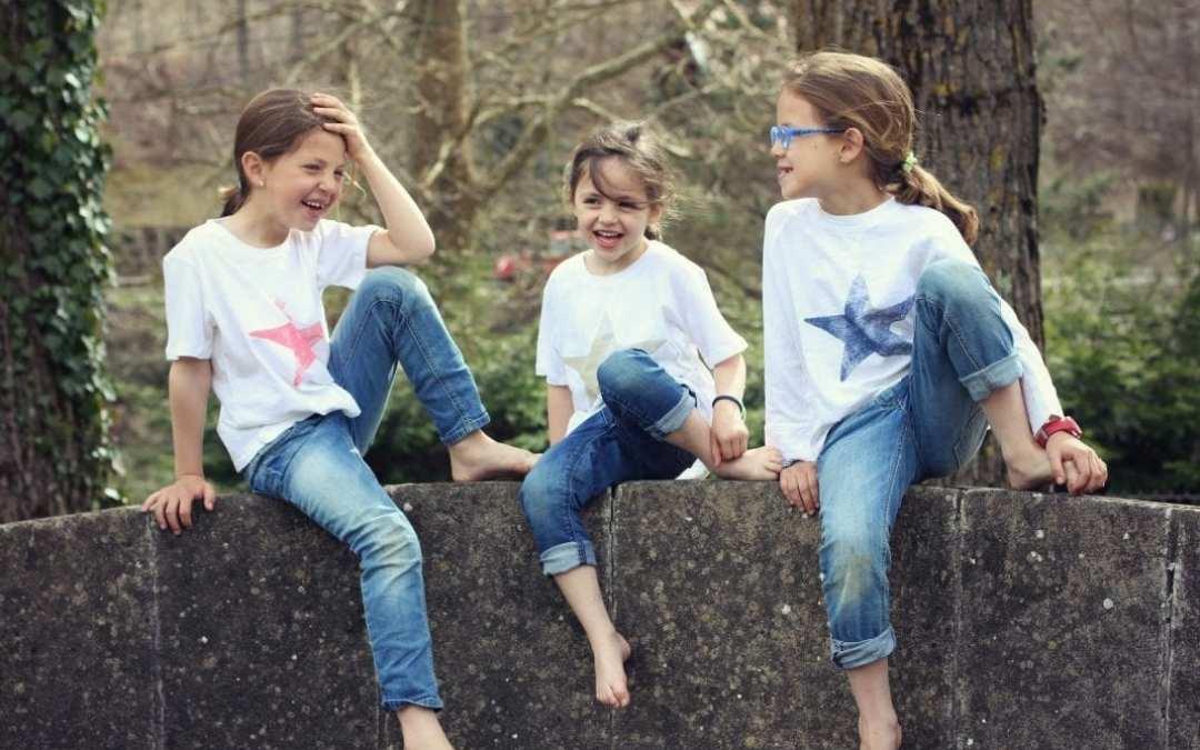 Cuarto de luna, ropa para niñas made in Barcelona