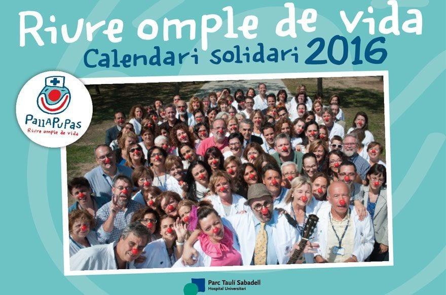 Calendario Solidario Pallapupas 2016