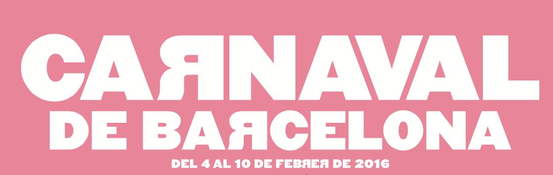 Carnaval con niños en Barcelona