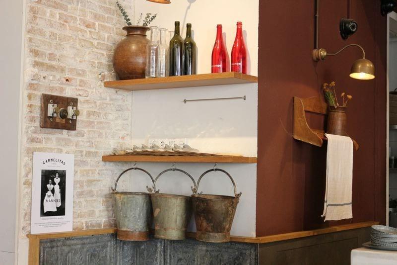 Carmelitas, un restaurante con actividades para niños