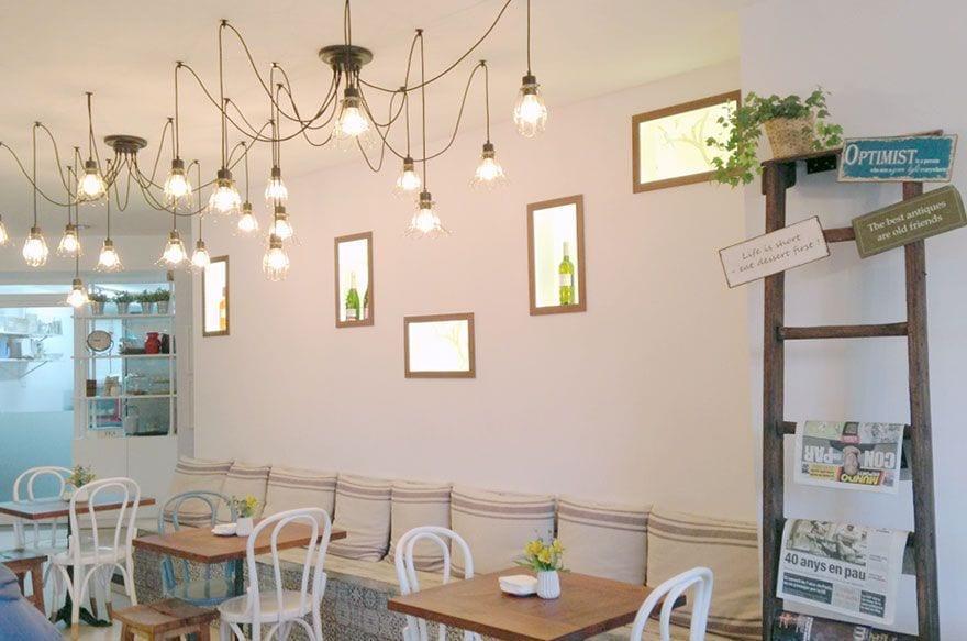 Tartela, una pastelería y cafetería con encanto