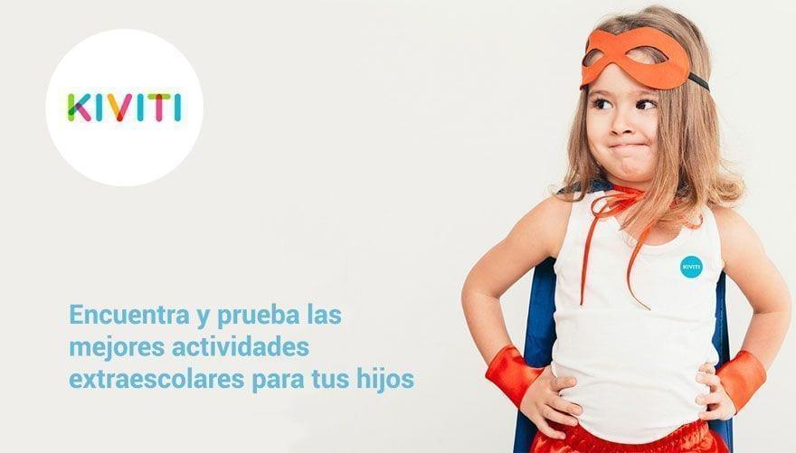 Kiviti: prueba y reserva de actividades extraescolares