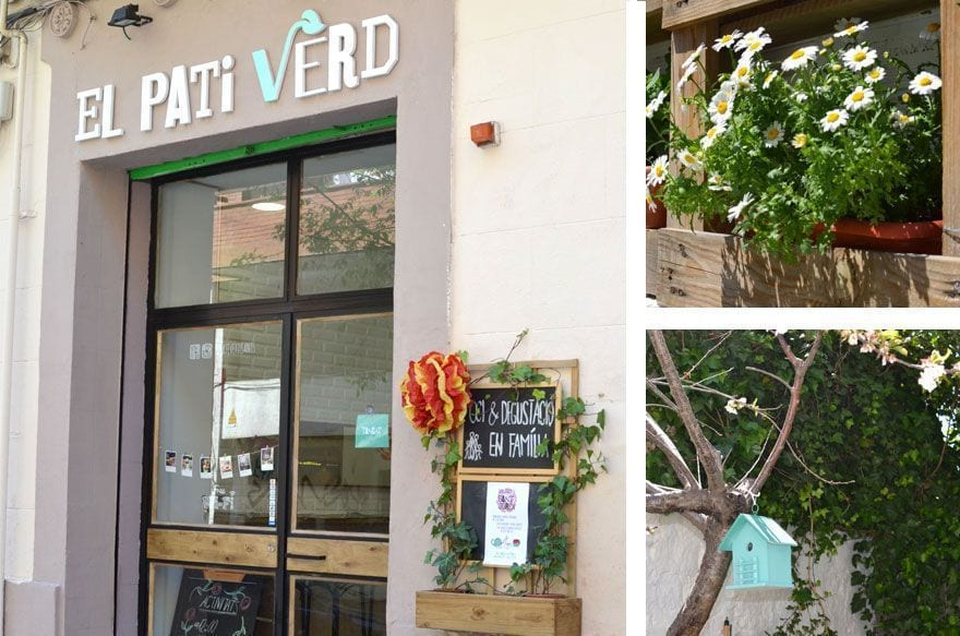 El Pati Verd, el nuevo local familiar de Sants