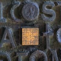 Gaudi's sudoku