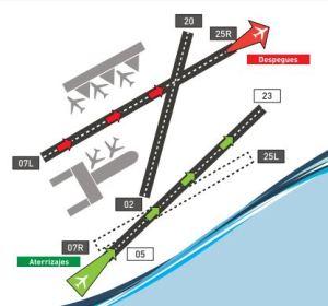 runway 05-23 landing 1