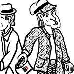 Pickpockets in Barcelona