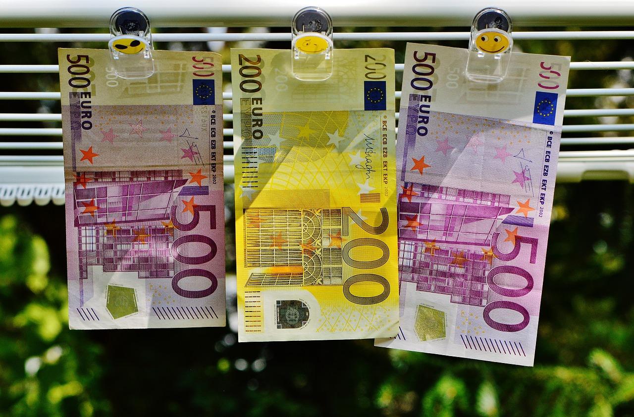 dirty money laundering