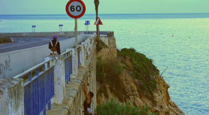 cliff hanger calella